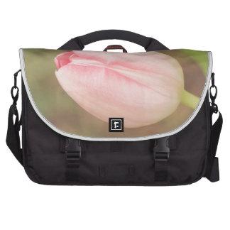 Tulip Garden Laptop Commuter Bag