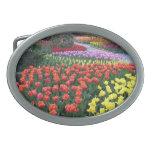 Tulip Gardens Belt Buckle