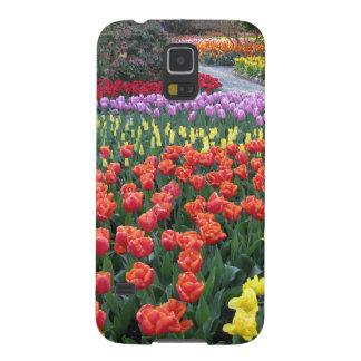 Tulip Gardens Galaxy S5 Case