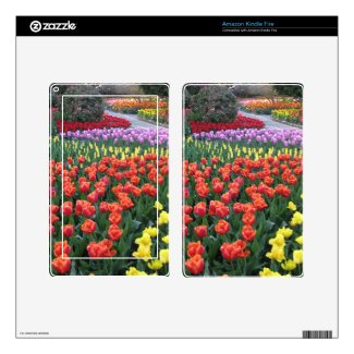 Tulip Gardens musicskins_skin