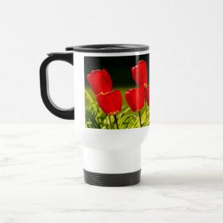 tulip impressions travel mug