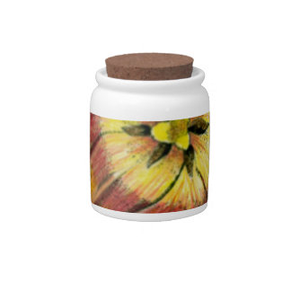 Tulip in Bloom Candy Jar