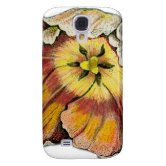 Tulip in Bloom Samsung Galaxy S4 Cases