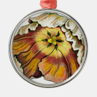Tulip in Bloom Christmas Tree Ornaments