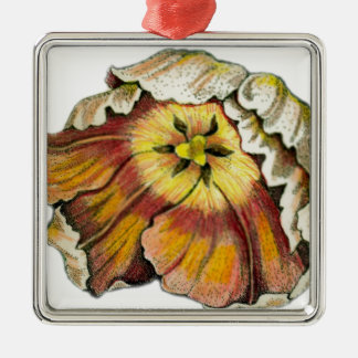 Tulip in Bloom Christmas Ornament
