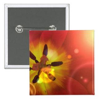 Tulip in Sunlight Pin