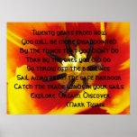Tulip Inspiration Poster