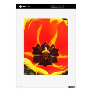 Tulip iPad Skin