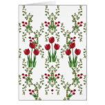Tulip Ivy Garland Card
