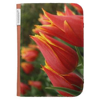 Tulip Kindle Case