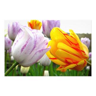 Tulip Love Stationery