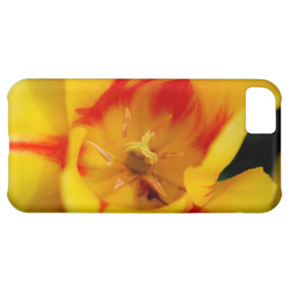 tulip macro iPhone 5C case