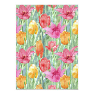 Tulip Meadow Card