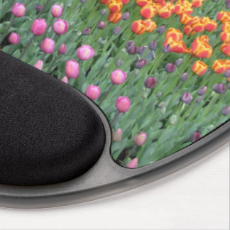 Tulip Meadow Gel Mouse Pad