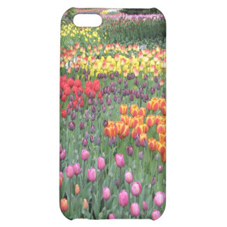 TULIP MEADOW COVER FOR iPhone 5C