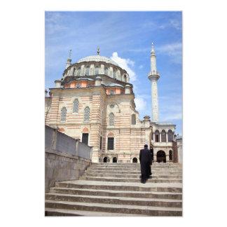 Tulip Mosque in Istanbul Photo Print