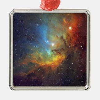 Tulip Nebula Christmas Ornament