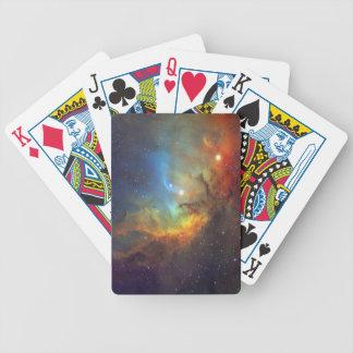 Tulip Nebula Deck Of Cards