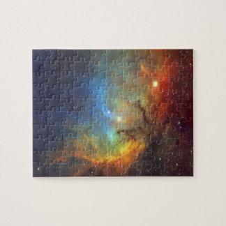 Tulip Nebula Puzzle