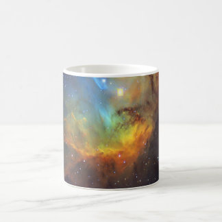 Tulip Nebula SH2-101 NASA Coffee Mug