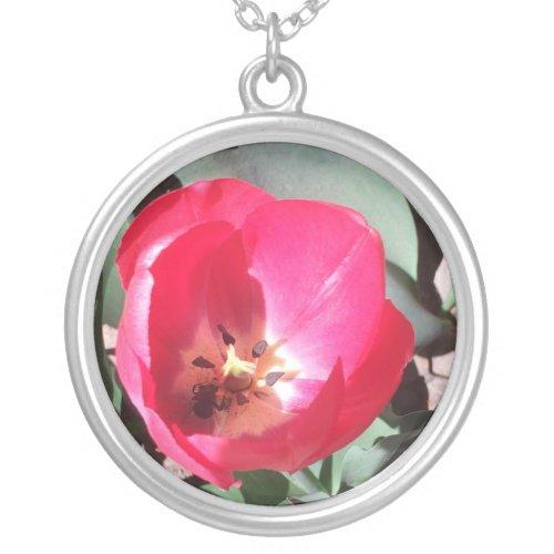Tulip Necklace Designed by Julia Hanna necklace