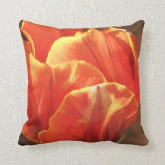 Tulip on Fire American MoJo Pillow
