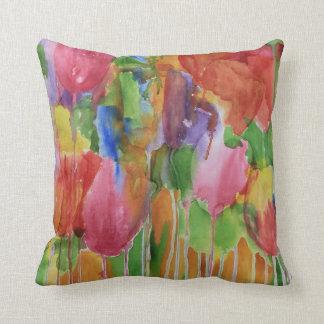 Tulip Palooza Pillow