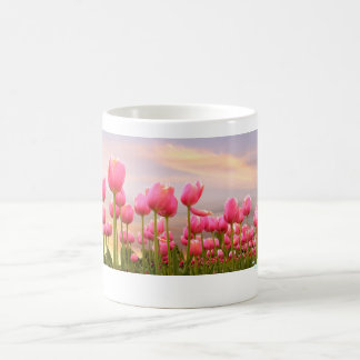 Tulip Parade Magic Mug