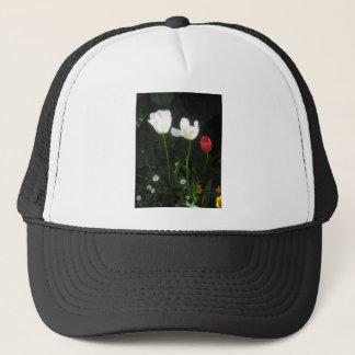 Tulip patch trucker hat