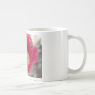 tulip pink fringe tulip mug