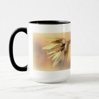 Tulip Poplar Empty Seed Pod Mug