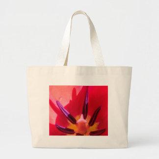 Tulip Porn Large Tote Bag
