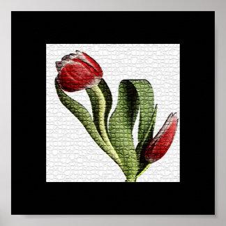 """""""Tulip""""* Poster"""