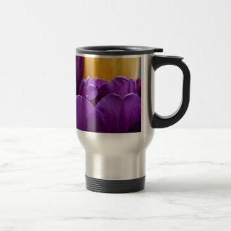 Tulip Purple Travel Mug
