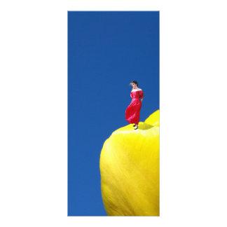 Tulip Rack Card