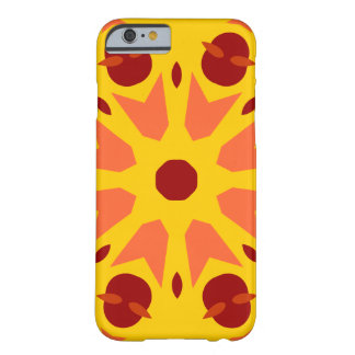 Tulip retro mandala floral barely there iPhone 6 case