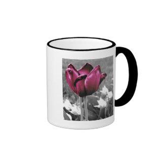 Tulip Ringer Coffee Mug