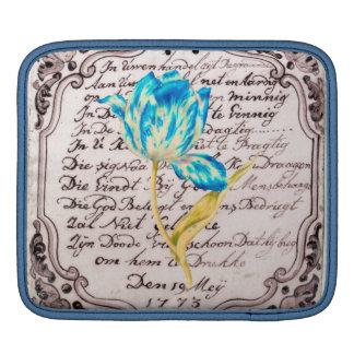 Tulip romance iPad sleeve