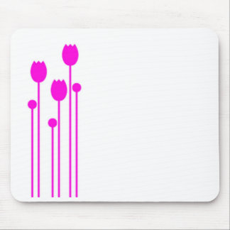 Tulip rose flower squandered Design decay Mouse Pad