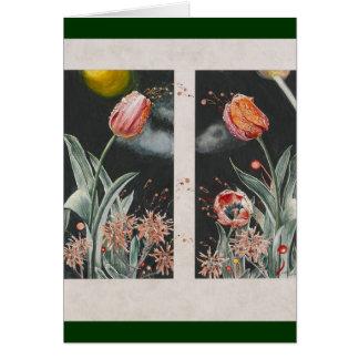 Tulip Sends a Note Card