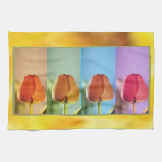 Tulip Show Kitchen Towel