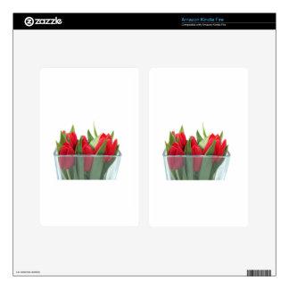 Tulip Kindle Fire Skins