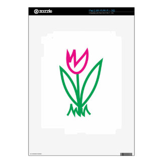 Tulip Skin For iPad 2