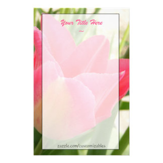 Tulip Stationery