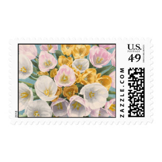 Tulip Tantrum postage stamp
