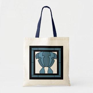 Tulip Tile Artist Impression Tote Bag
