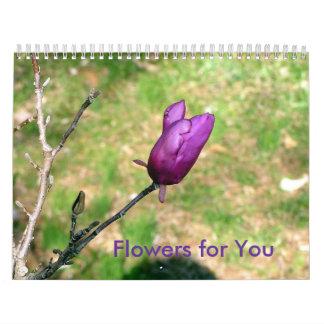 TULIP TREE, Flowers for You Calendar
