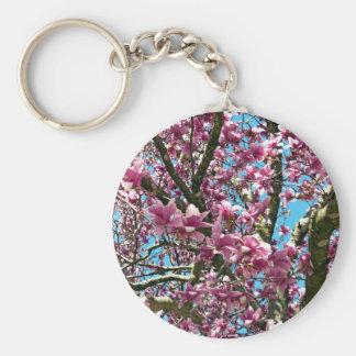 Tulip Tree Keychain