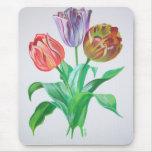 Tulip Trio Mousepad