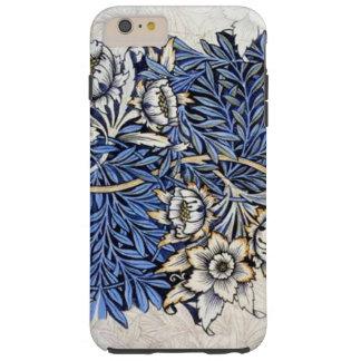 Tulip & Willow by William Morris Tough iPhone 6 Plus Case